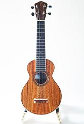 hawaiian koa soprano ukulele
