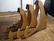 handmade ukulele stand