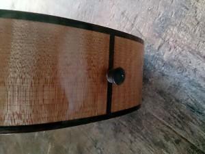 木製エンドピン