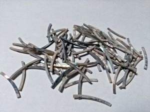 グリーンアバロン貝パフリング