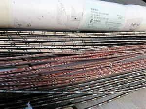 中国製のロープパフリング