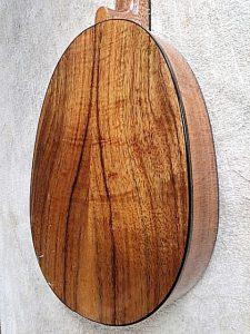 オールコアパイナップルの裏板