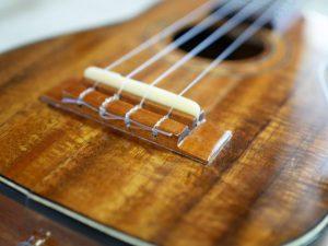 サニーD 2弦ビレ修理