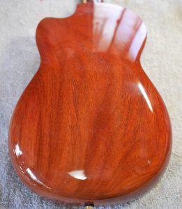 Hana ukulele ラウンドバック